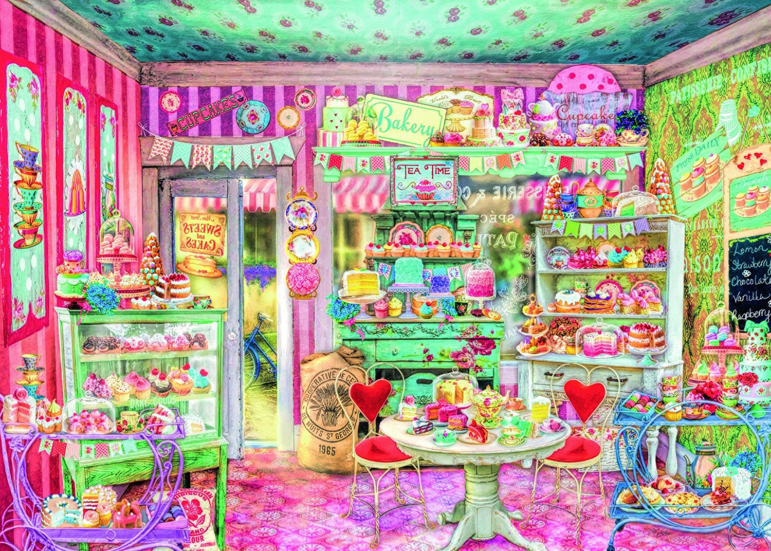 Candy Images The Candy Shop Hd Wallpaper And Background Photos