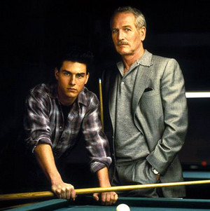The Color Of Money Tom Cruise And Paul Newman Pool tafel, tabel 800x8021