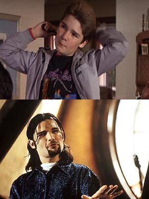The Goonies দেওয়ালপত্র entitled The Goonies: Corey Feldman then and now