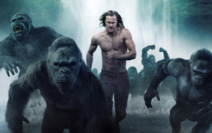 The Legend Of Tarzan 4k Wide wallpaper