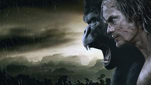The Legend Of Tarzan HD wolpeyper