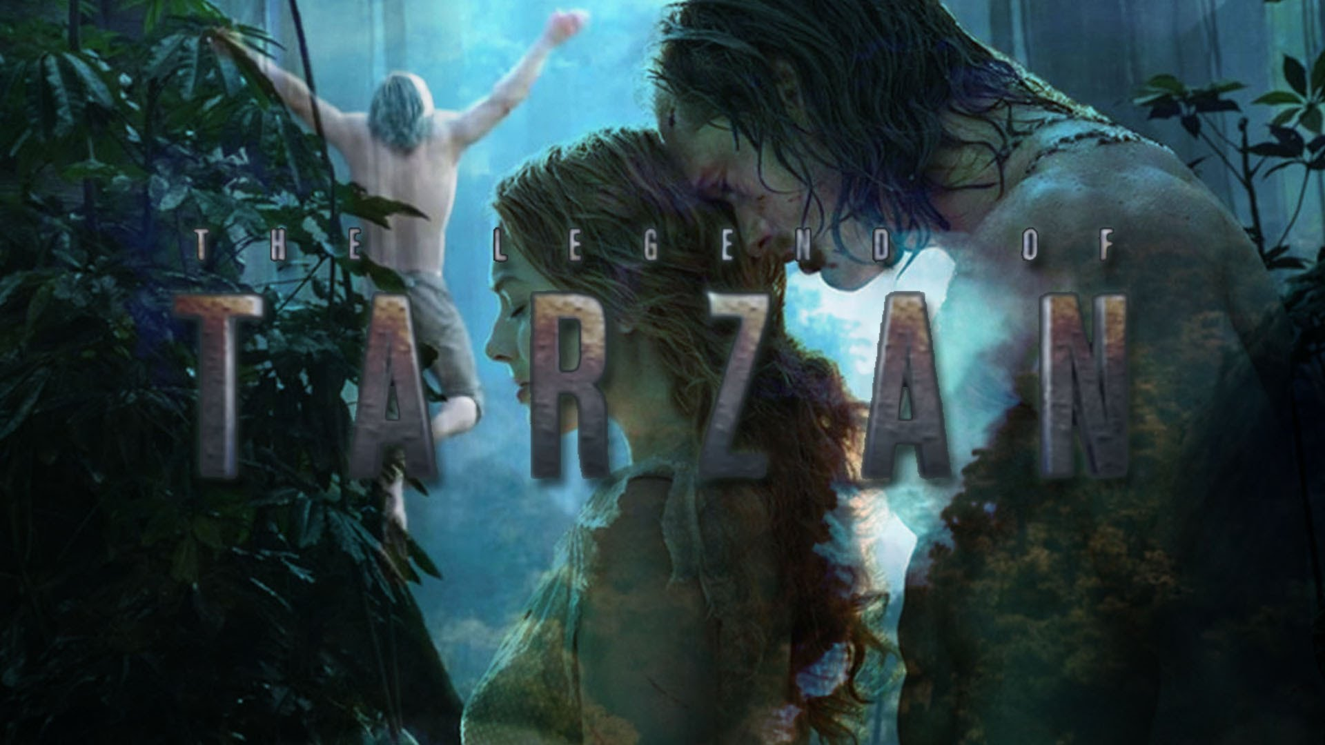Movie Trailers Images The Legend Of Tarzan Hd Wallpaper Hd