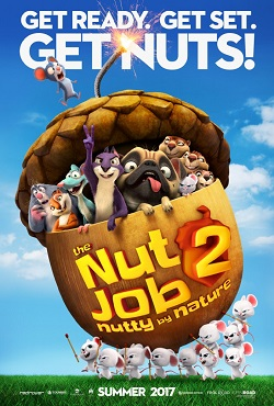 The Nut Job 2: Theatrical poster
