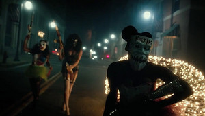 The Purge Election 年 Movie 壁纸