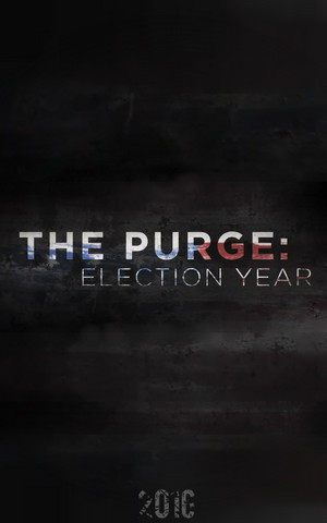 The Purge: Election tahun Poster