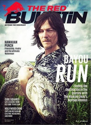 The Red Bulletin ~ 2015