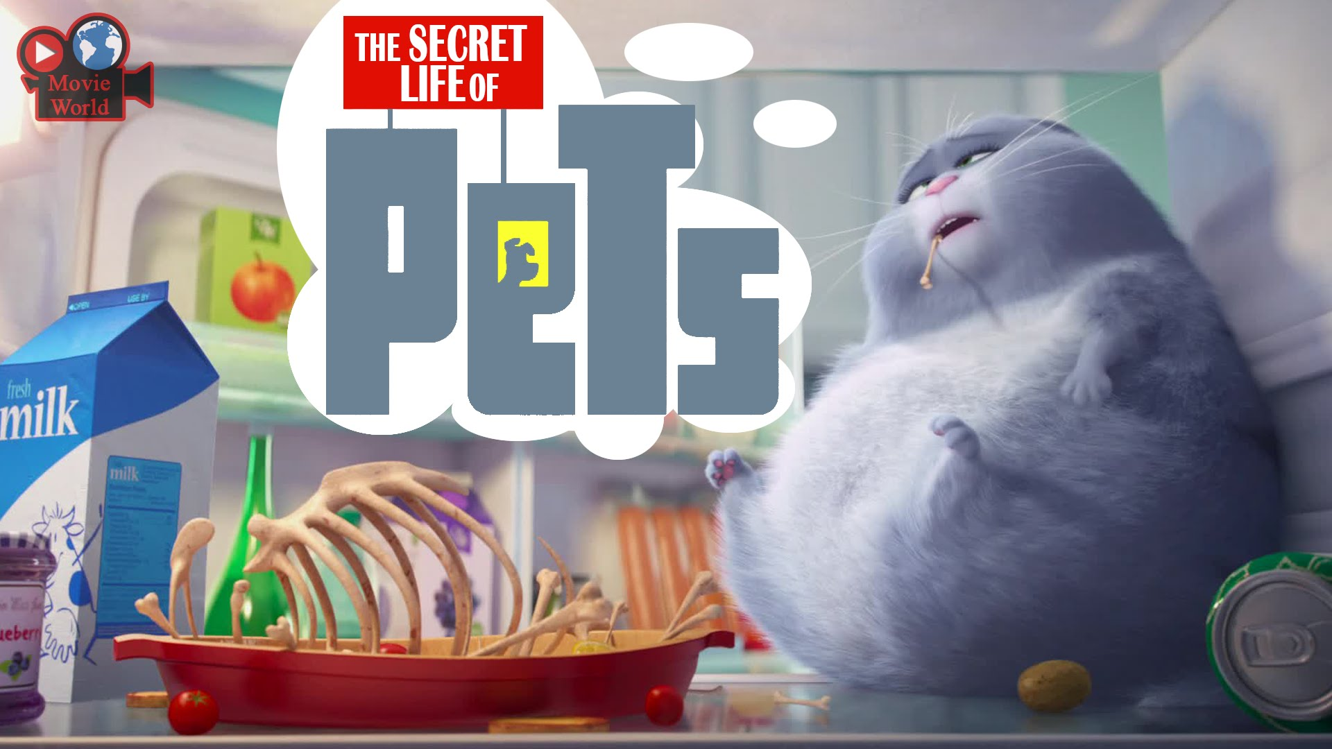 The Secret Life Of Pets Wallpaper Movie Trailers Wallpaper