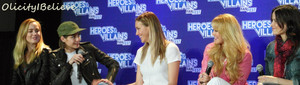 The Women of arrow - HVFF Chicago - 03/12/2016
