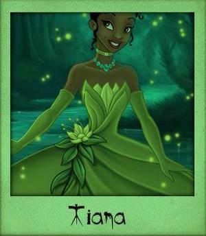 Tiana-Slytherin