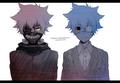 Tokyo Ghoul/KHR (crossover) - anime fan art