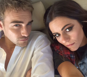 Tom Austen and Alexandra Park
