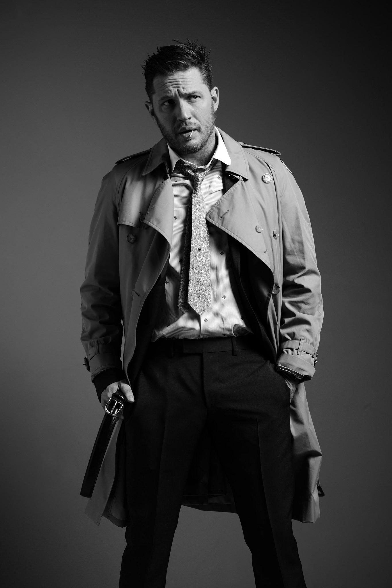 Tom Hardy ~ Esquire UK Magazine Photoshoot - Tom Hardy