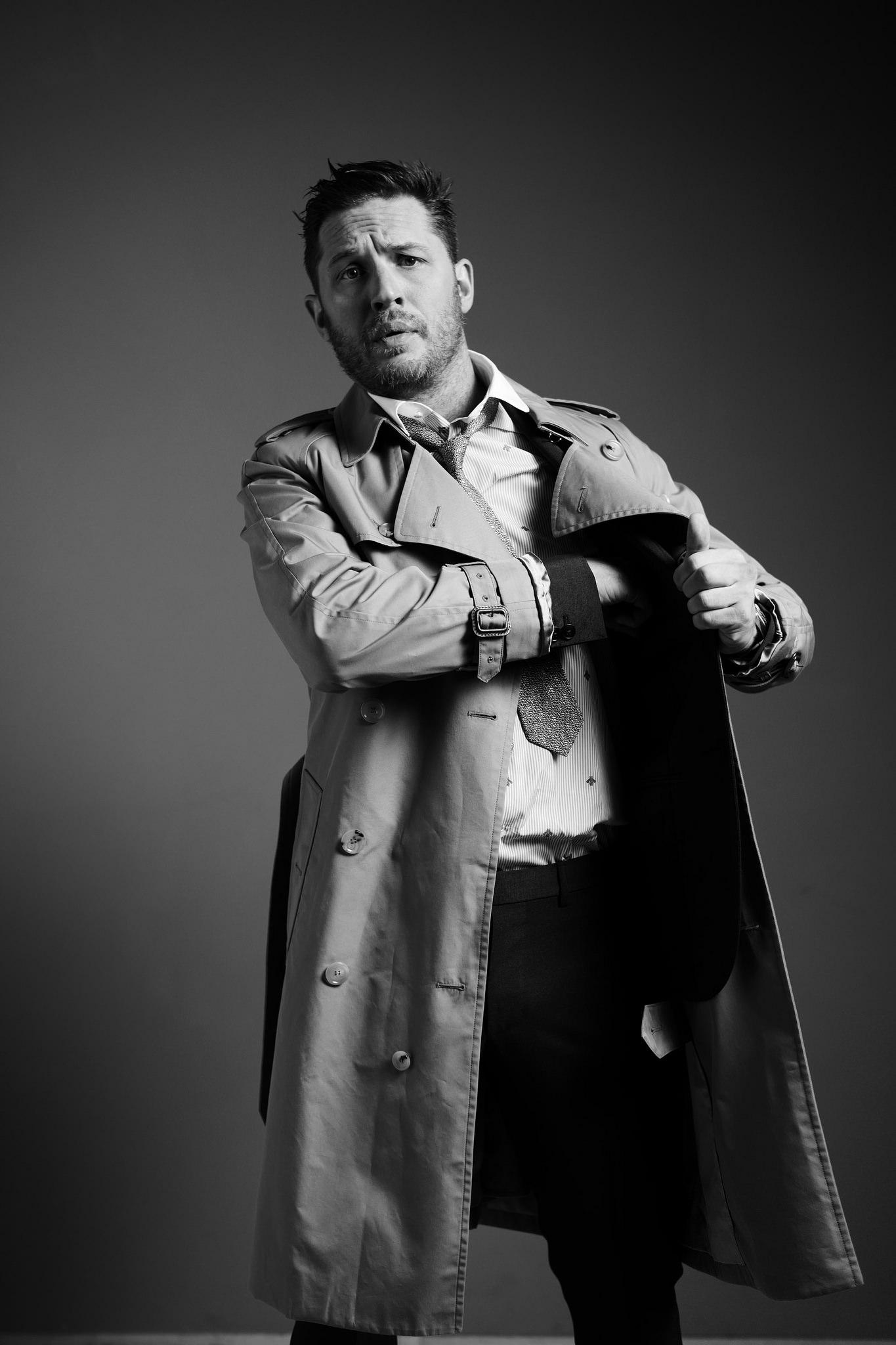 Tom Hardy ~ Esquire Magazine Photoshoot - Tom Hardy foto