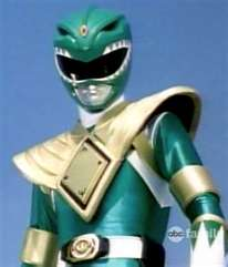 Tommy Morphed As The MM Green Ranger