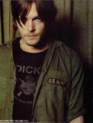 Tony Buckingham Photoshoot ~ 2001