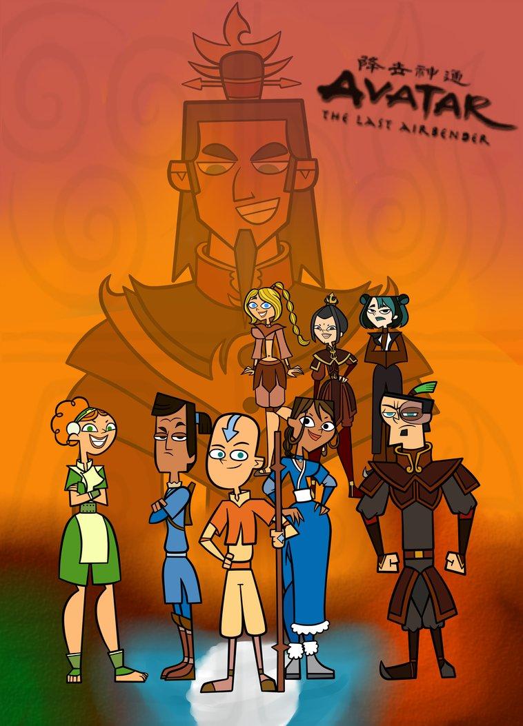 Total Drama Avatar