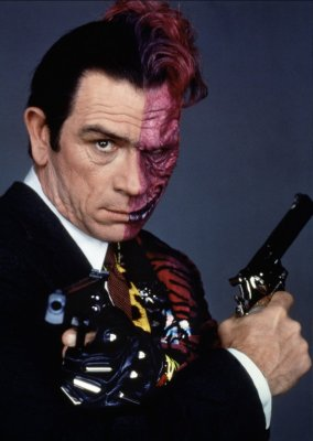 Two Face Tommy Lee Jones
