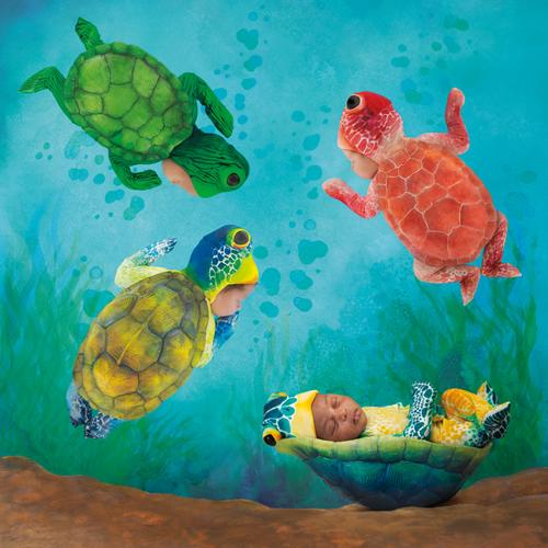 Under the Sea by Anne Geddes