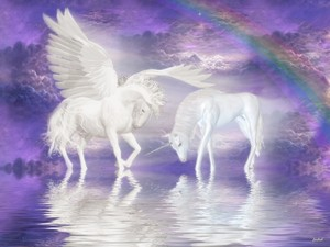 Unicorn and Pegasus