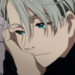 Victor icon - yuri-on-ice icon
