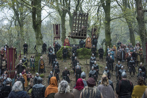 "Vikings ""All His Angels"" (4x15) promotional picture"