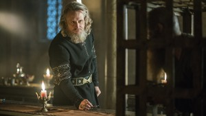 "Vikings ""In the Uncertain ঘন্টা Before the Morning"" (4x14) promotional picture"
