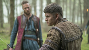 """Vikings """"The Outsider"""" (4x11) promotional picture"""