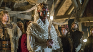 """Vikings """"The Vision"""" (4x12) promotional picture"""