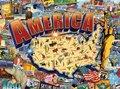 Vintage America - united-states-of-america fan art