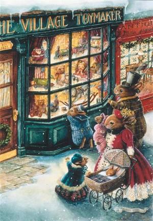 Vintage Рождество