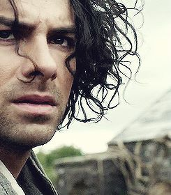 WILD HAIRED POLDARK