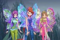 WOW ~Bloom,Flora,Tecna - the-winx-club photo