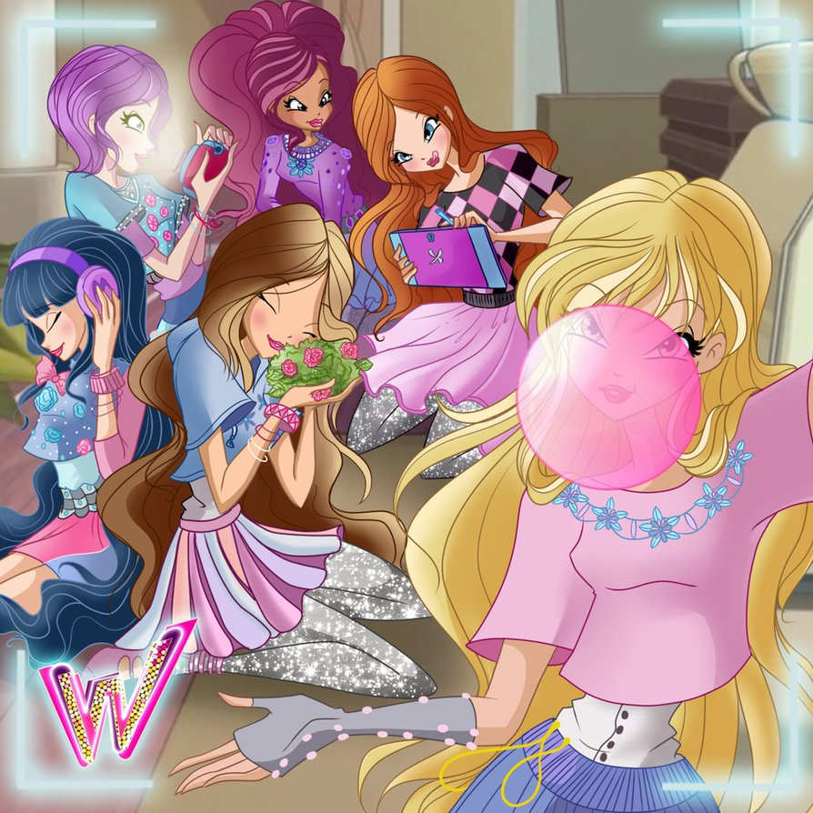 WOW -World of Winx