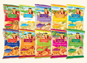 Wai Lana chips Collections - Natural and Gluten free