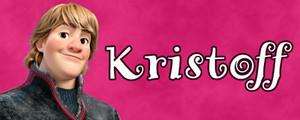Walt 디즈니 Character Banner - Kristoff