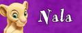 Walt Disney Character Banner - Nala - walt-disney-characters fan art