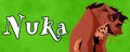 Walt Disney Character Banner - Nuka - walt-disney-characters fan art