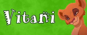 Walt ডিজনি Character Banner - Vitani