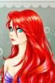 Walt Disney Fan Art – Princess Ariel - walt-disney-characters fan art