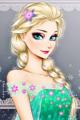 Walt Disney Fan Art – Queen Elsa - walt-disney-characters fan art