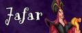 Walt Disney Villain Banner - Jafar - walt-disney-characters fan art
