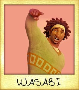 Wasabi-Hufflepuff