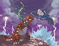 Weather trio - pokemon photo