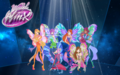 Winx Dreamix Couture Style Wallpaper - the-winx-club wallpaper
