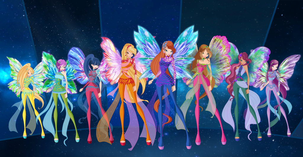 Winx Dreamix wallpaper