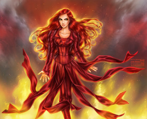 X Men The Last Stand Phoenix por daekazu
