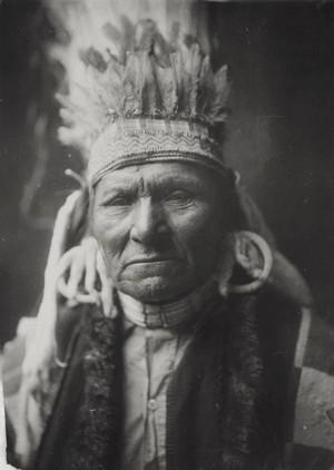 Yellow Bull of the Nez Perce