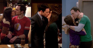 all 3 shamy kisses
