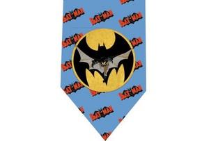 batman tie 2 detail