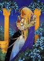 beauty and the beast - fantasy photo